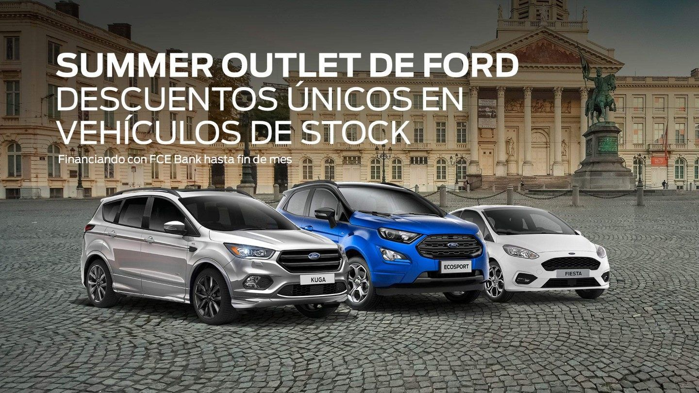 SUMMER OUTLET DE FORD