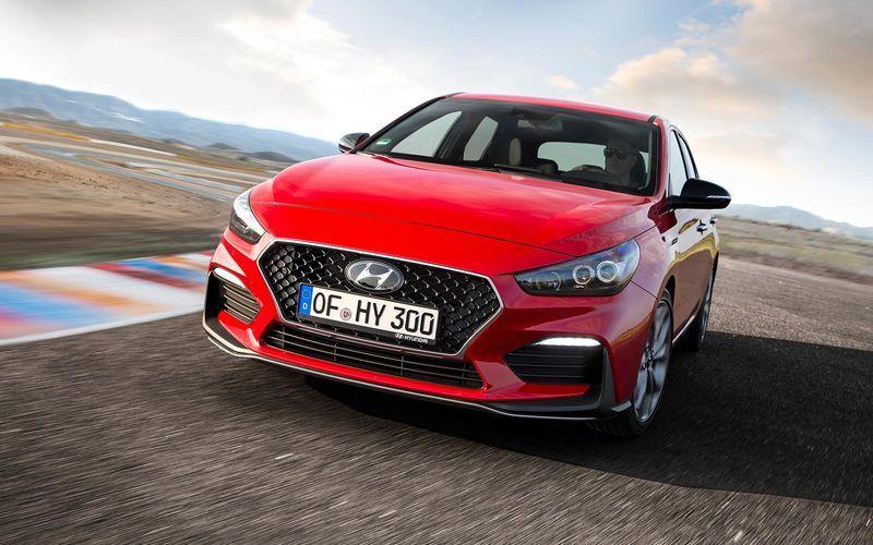 Hyundai Motor amplía su cartera de modelos con la presentación en Europa del acabado N Line.
