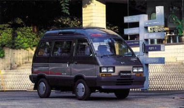 Historia de Subaru: batiendo récords en los 80 con el Legacy