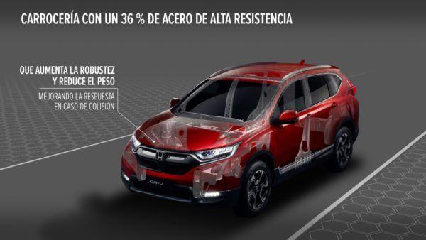 Nuevo Honda CR-V: más tecnológico y seguro que nunca