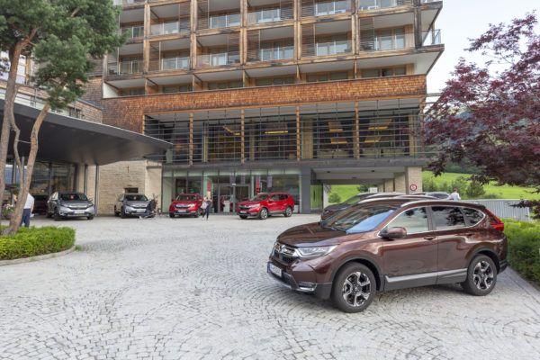 El Honda CR-V 2018 VTEC TURBO llega a Europa