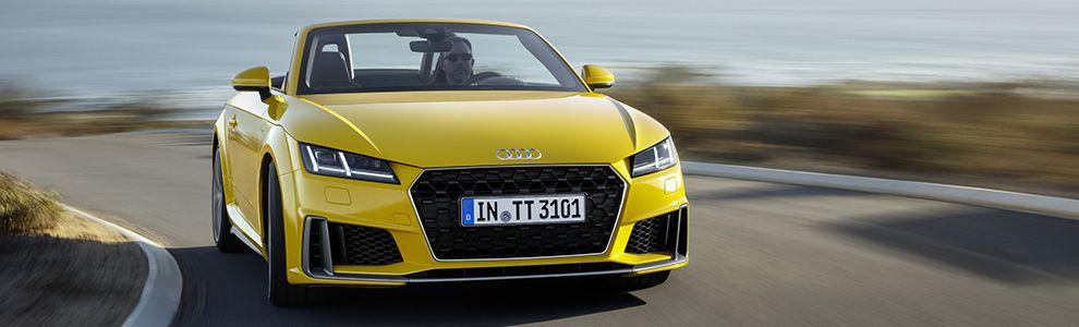 El nuevo Audi TT: la actualización de un icono del diseño