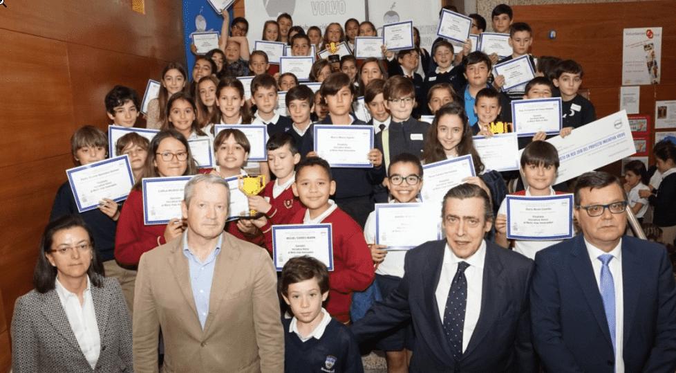 Volvo Car y Fundación ONCE entregan los premios de la VI Edición de Iniciativa Volvo