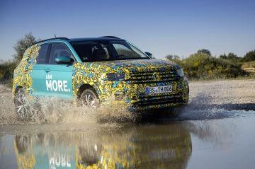 T-CROSS: UN NUEVO FORMATO SUV DE VOLKSWAGEN