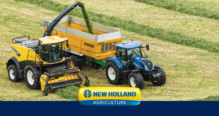 New Holland en Fercam 2018