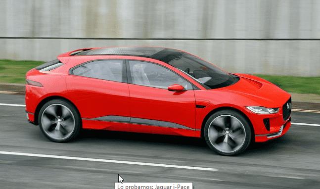 Jaguar eléctrico, ¿qué autonomía tiene?