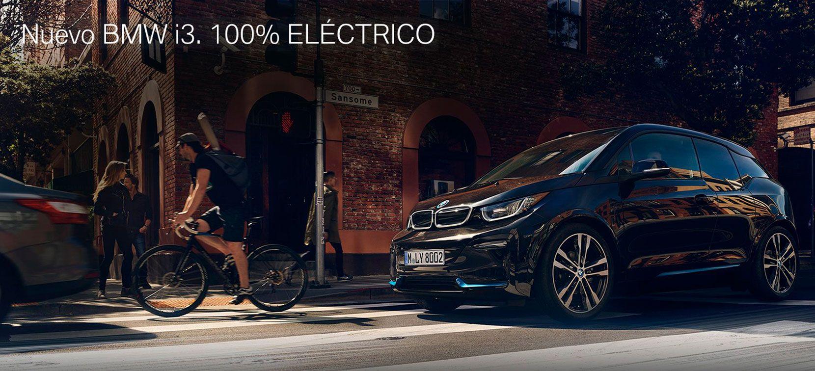 BMW I30.