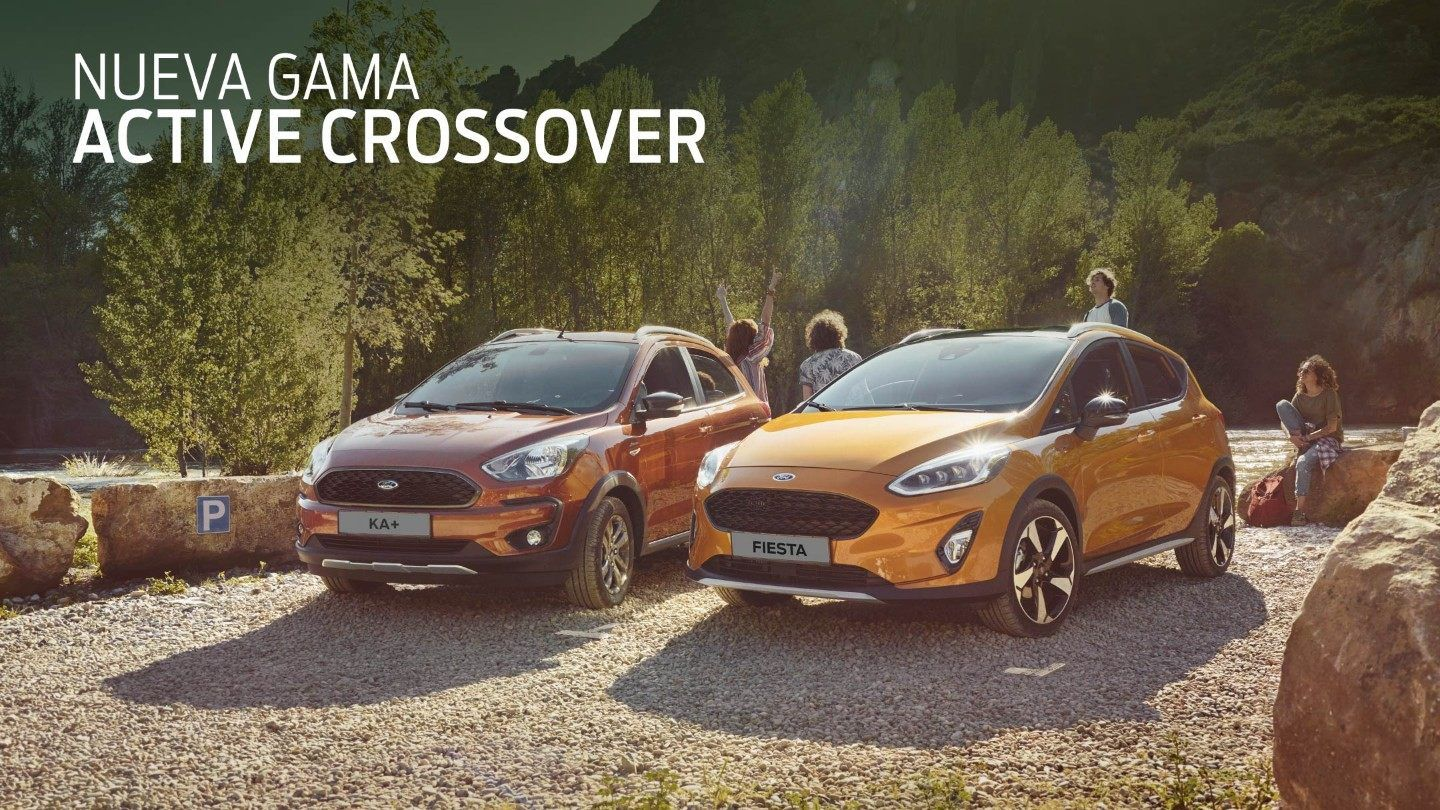FORD GAMA ACTIVE CROSSOVER