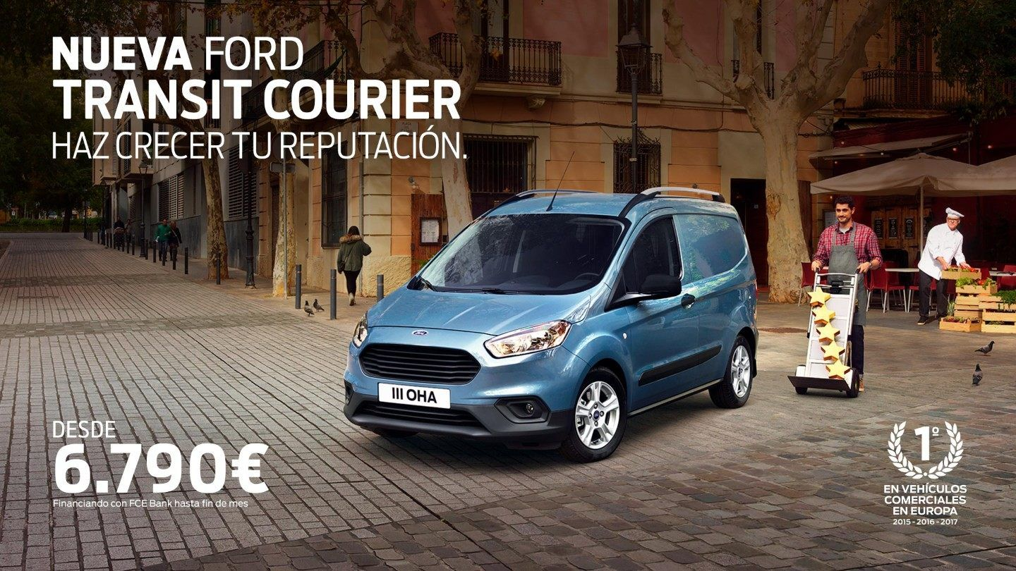 FORD TRANSIT COURIEN