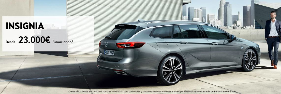 [Opel] INSIGNIA Header