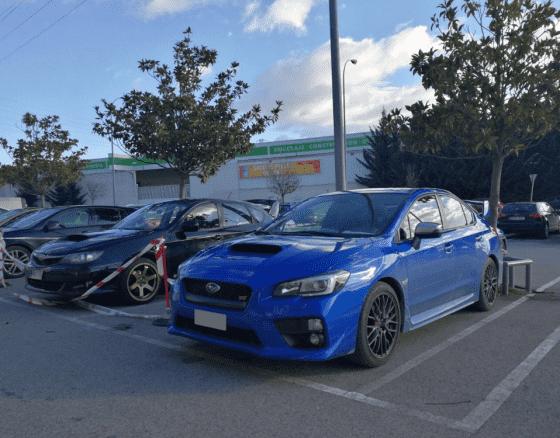 Ven a la II KDD Ciudad de Pamplona del Club Subaru