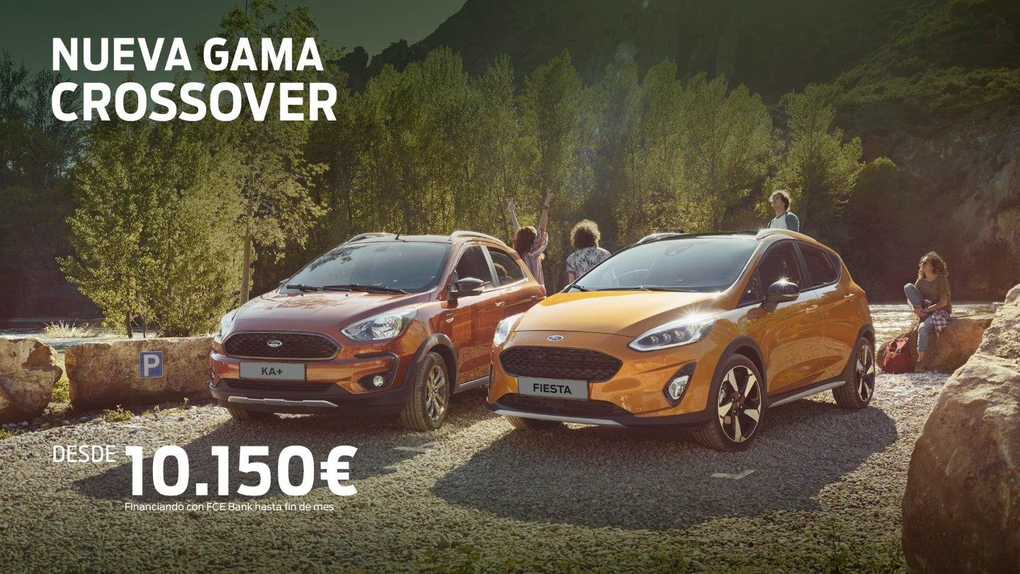 FORD GAMA CROSSOVER