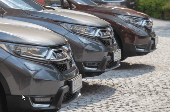 Honda coloca tres modelos en el top ten de ventas mundiales