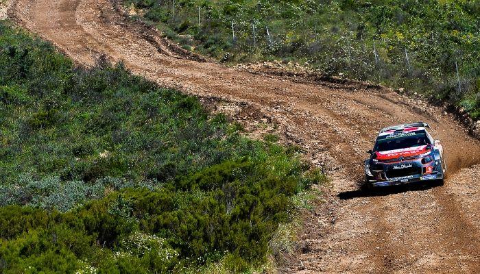 EL C3 WRC DESCUBRIRÁ TURQUÍA