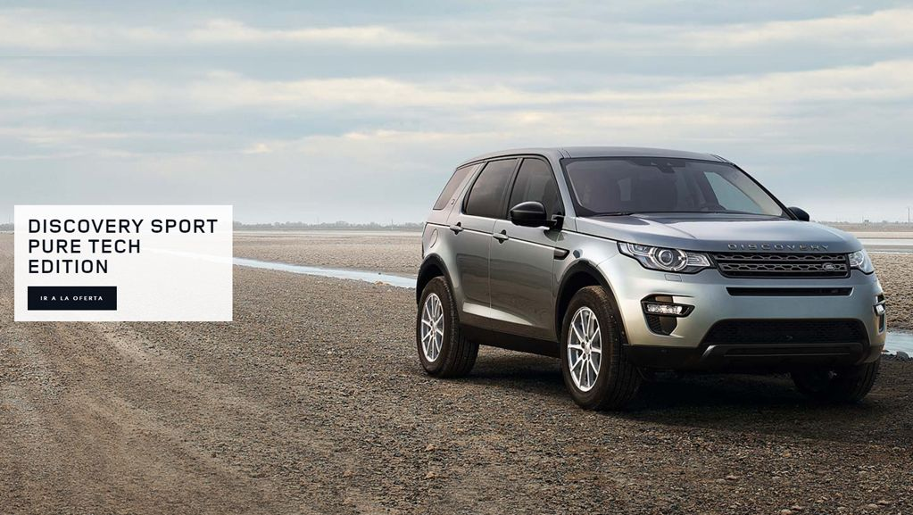 DISCOVERY SPORT PURE TECH EDITION