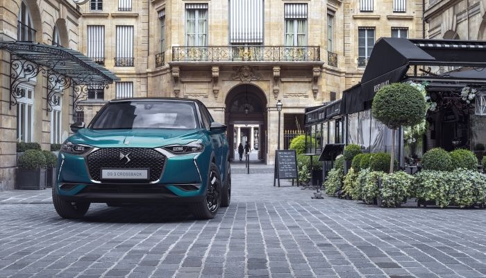 DS 3 CROSSBACK: ICONO DEL ESTILO HIGH-TECH