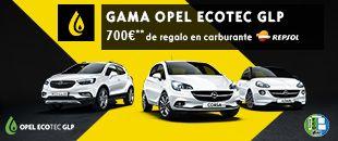 [Opel] GAMA OPEL GLP ECOTEC List