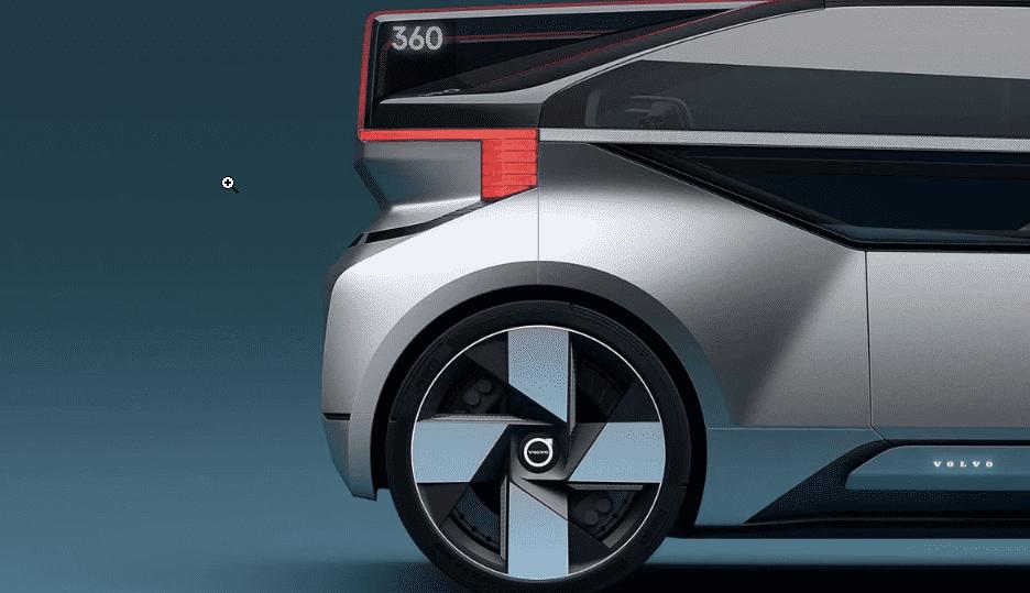 El concept 360c de Volvo requiere una estandarización de seguridad universal para las comunicaciones en vehículos autónomos