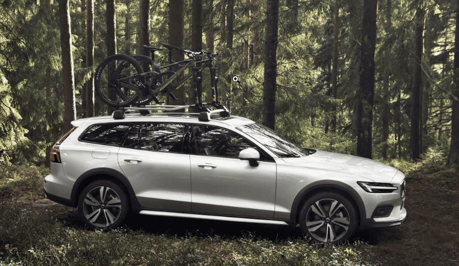 El nuevo Volvo V60 Cross Country lleva al vehículo familiar sueco a terrenos alternativos