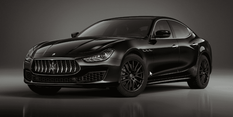 Maserati lanza la edición limitada del Ghibli Ribelle