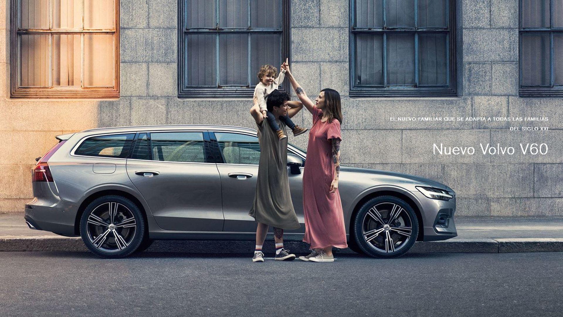 Nuevo Volvo V60