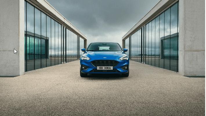 Ford Focus arrasa en las pruebas Euro NCAP y logra la máxima calificación en seguridad.