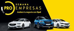[Opel] ProEmpresas Turismos List