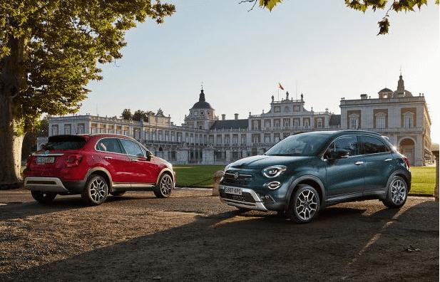 Gran premier del nuevo Fiat 500X en España: tecnología de ciencia-ficción para la vida real