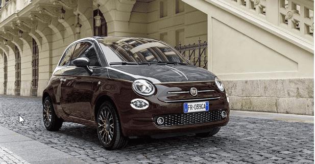 Un estilo para todas las estaciones: ya está aquí el nuevo Fiat 500 Collezione