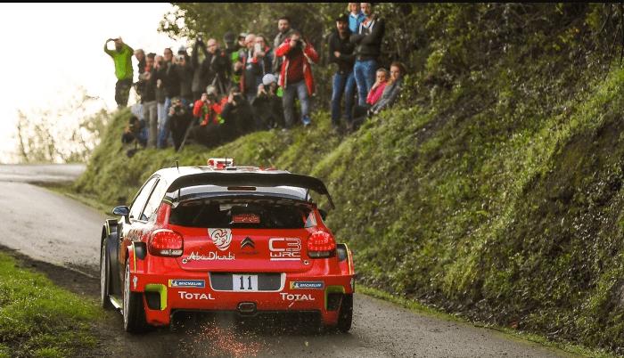 DOBLE DESAFÍO PARA EL C3 WRC