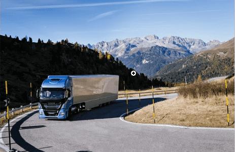 IVECO da la bienvenida a la exención de peaje para los vehículos de gas natural en Alemania