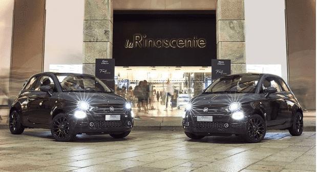 El nuevo Fiat 500 Collezione llega a la pasarela de Milán