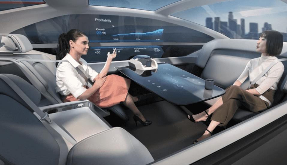 Volvo Cars y NVIDIA estrechan lazos con vistas a la próxima generación de vehículos Volvo