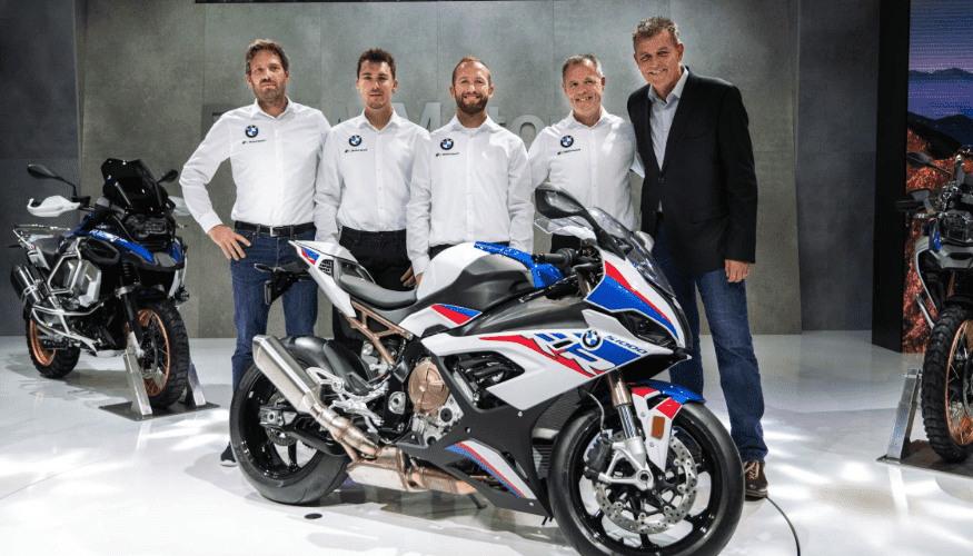 BMW Motorrad Motorsport competirá con Shaun Muir Racing en WorldSBK, con un conocido dúo piloto: Tom Sykes y Markus Reiterberger.