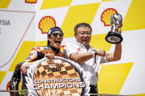 Márquez, incansable, se impone en Malasia y regala a Honda el 24 título de Constructores