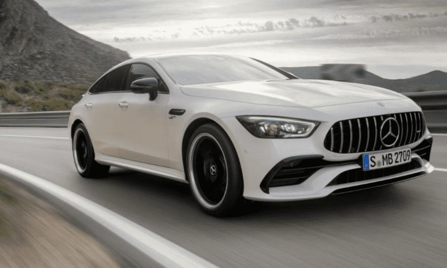 Se abren los pedidos del Mercedes-AMG GT 53 4MATIC+