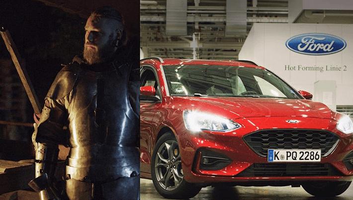 Nuevo Ford Focus, forjado a fuego y láser