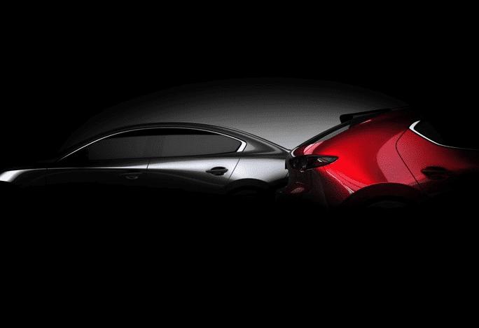 Mazda presentará el nuevo Mazda3 en el Salón del Automóvil de Los Ángeles