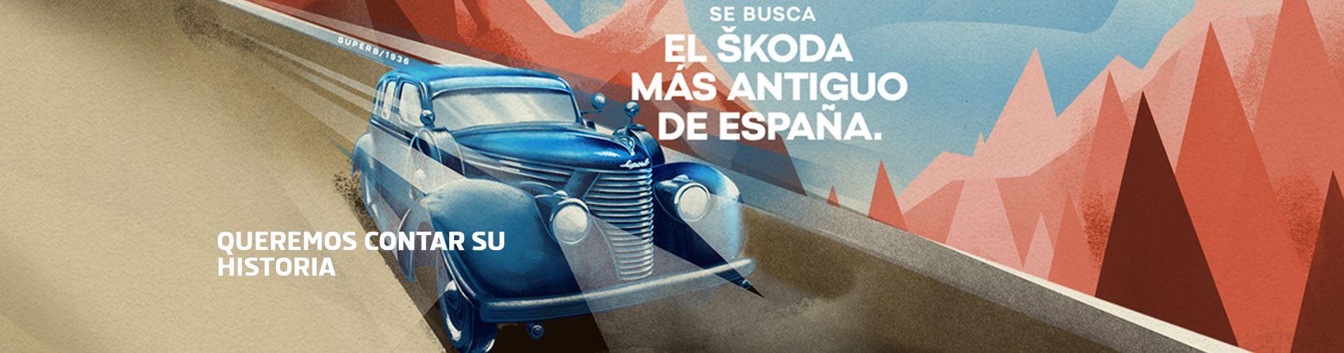 EL ŠKODA MÁS ANTIGUO DE ESPAÑA