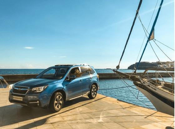 Buceando con Subaru