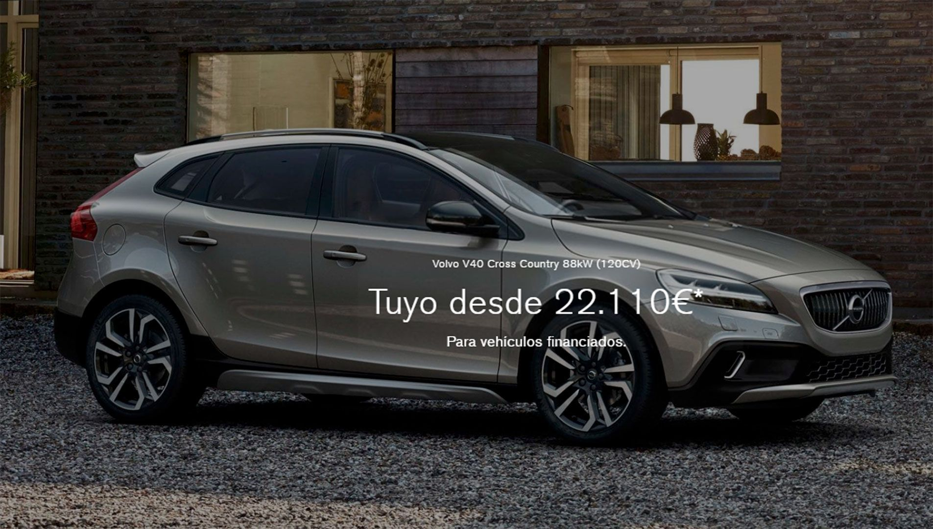 V40 Cross Country Premium Edition