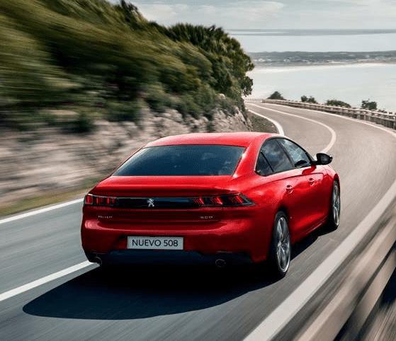 Descubre el spot del Nuevo Peugeot 508