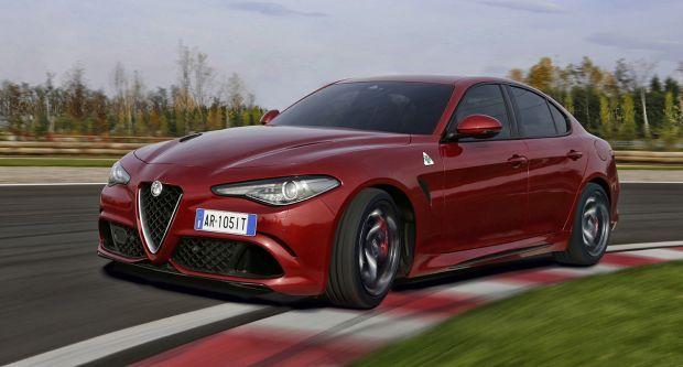 Alfa Romeo Giulia gana dos categorías en los premios 'Sport Auto AWARD 2018'