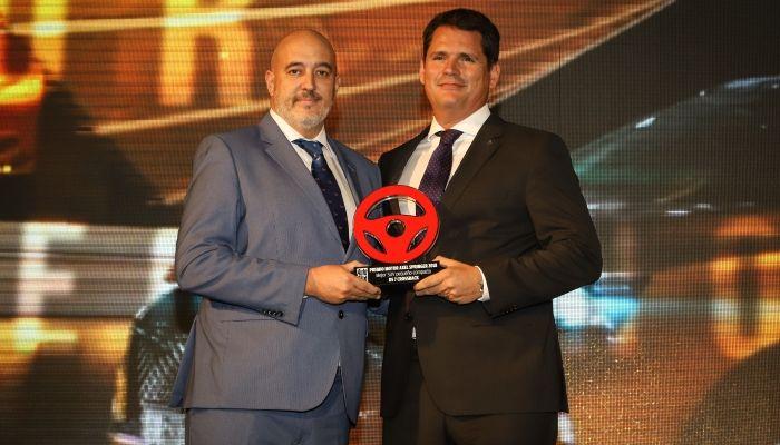 EL DS 7 CROSSBACK ELEGIDO MEJOR SUV COMPACTO POR LOS INTERNAUTAS Y LECTORES DE LOS MEDIOS DE AXEL SPRINGER EN ESPAÑA