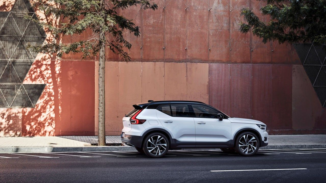 El Volvo XC40 es el ganador del Women's World Car Of The Year 2018
