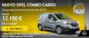 [Opel] Combo Cargo List