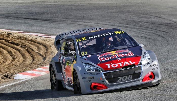 El Team Peugeot Total llega a Sudáfrica con el objetivo de terminar su aventura en rallycross de la mejor manera