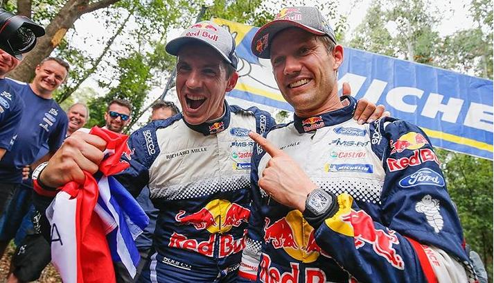 ¡Súper Seb consigue el sexto campeonato FIA World Rally!