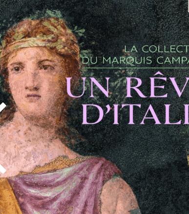 """DS AUTOMOBILES, MECENAS DE LA EXPOSICIÓN """"UN SUEÑO DE ITALIA: LA COLECCIÓN DEL MARQUÉS CAMPANA, EN EL MUSEO DEL LOUVRE"""