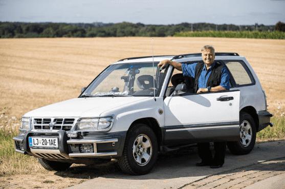 26 NOV 2018 El Subaru Forester del millón del kilómetros